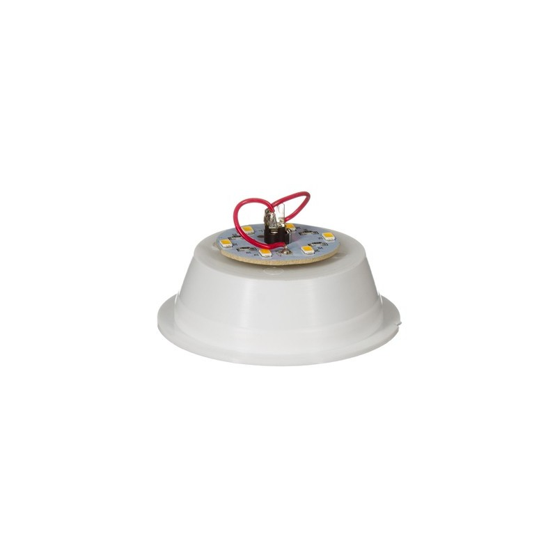 LED fitting voor poeder roze ananas Heico